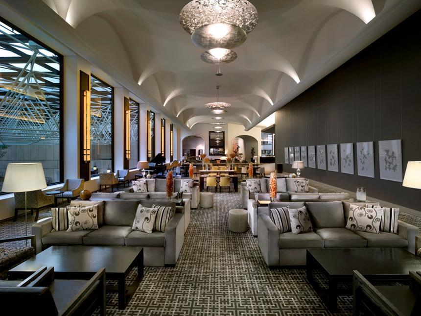 Club Lounge- Sofitel Melbourne, Australia Foto: Divulgação