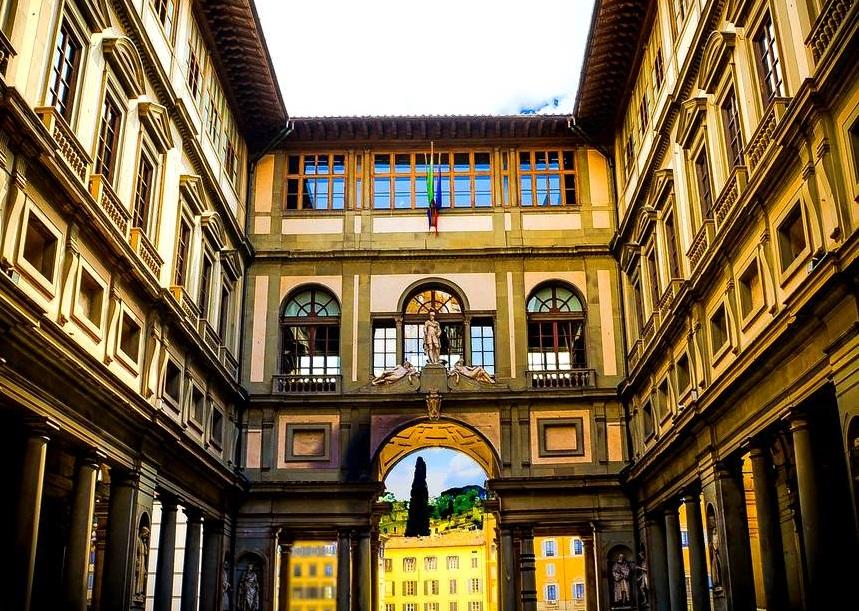 Galerie Uffizi