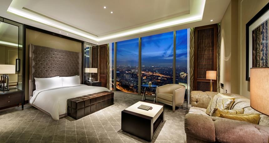 Hilton Istanbul Bomonti Hotel Foto: Hilton