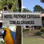 Fazenda Capoava – pertinho de São Paulo