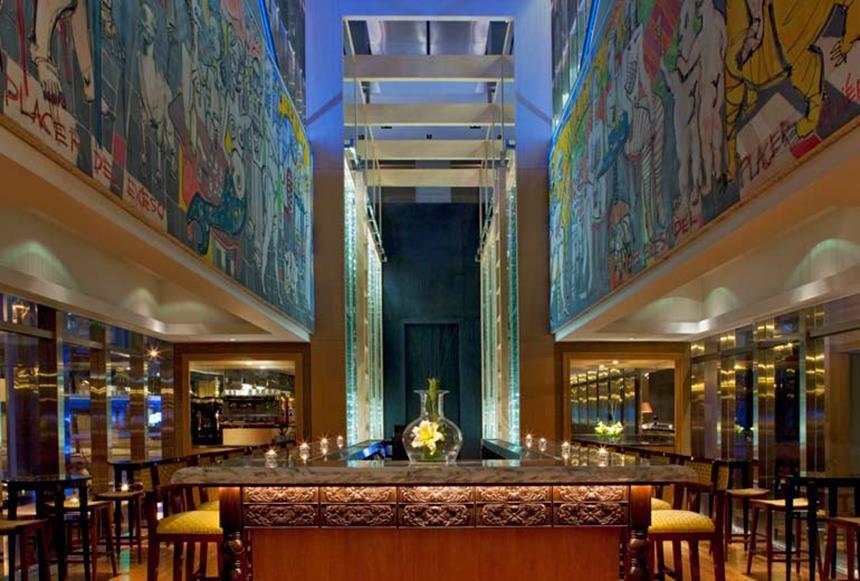Lobby Lounge Foto: Divulgação