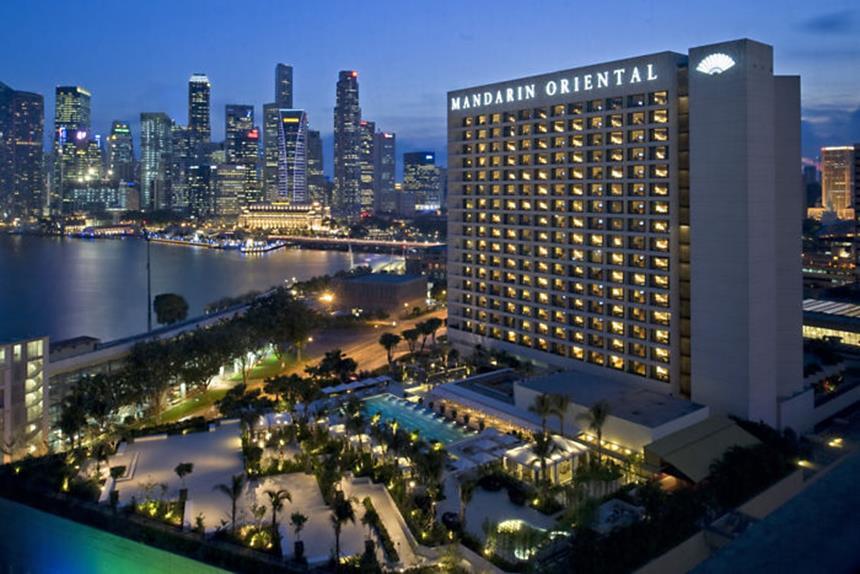 Mandarim Oriental Singapore- Vista Exterior Foto: Divulgação