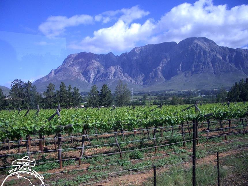 Montanhas - Africa do Sul Foto: Mari