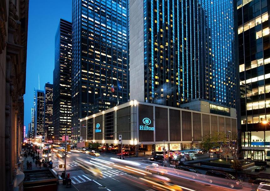 New York Hilton Midtown , Nova Iorque, EUA Foto: Divulgação