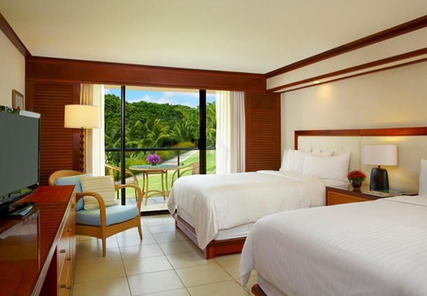 Wailea Beach Marriott Resort - Cabana Foto: Divulgação