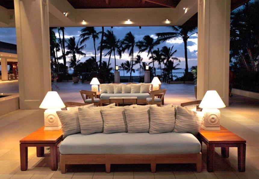 Lobby - Wailea Beach Marriott Resort Foto: Divulgação