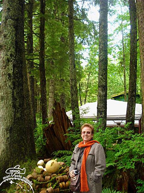 Juneau: Na fazenda
