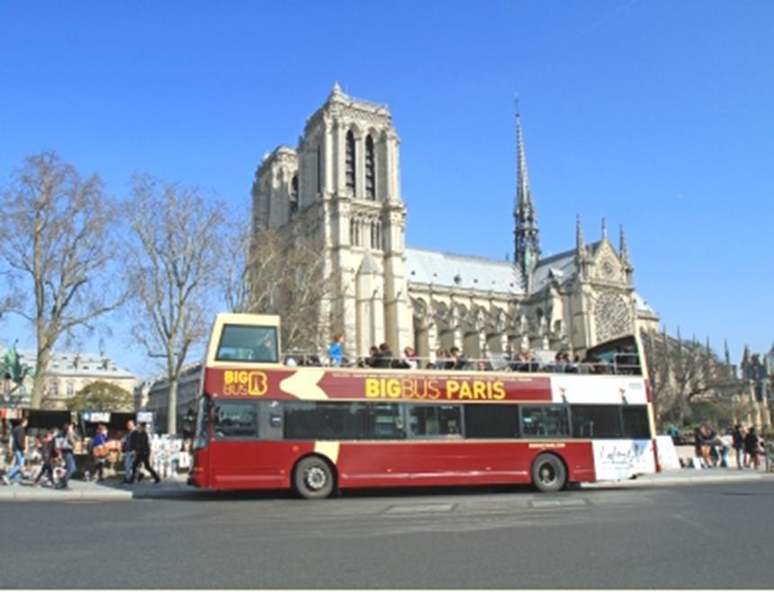 Big Bus Paris