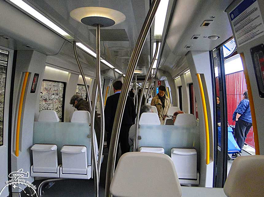 Trem Basco