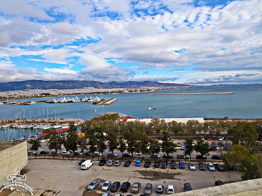 Porto de Piraeus (Atenas/Grécia)