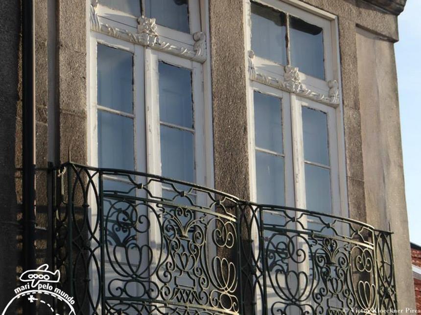 Arquitetura da cidade do Porto