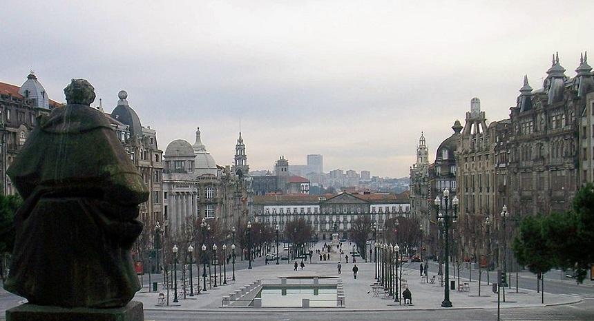 Avenida dos Aliados, Porto