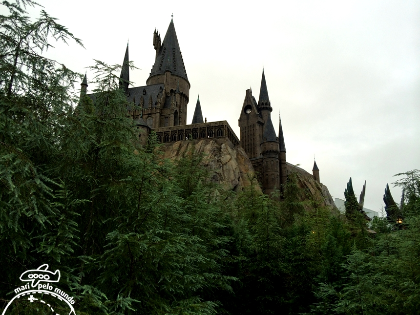 Hogwarts - Harry Potter and the Forbidden Journey