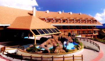 Hotel Blue Mountain