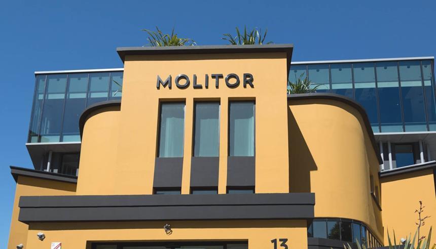 Hotel Molitor - Fachada