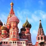 Conheça Moscou
