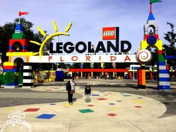 Legoland Florida - Entrada