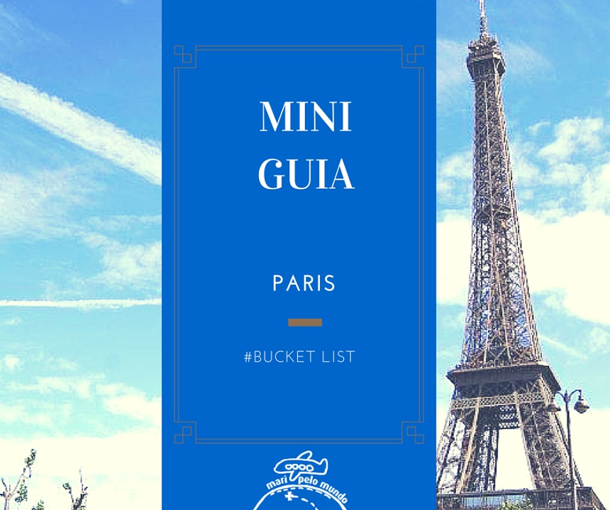 Mini-Guia: Paris