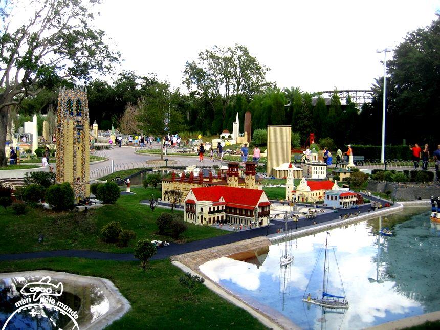 Miniland Lego