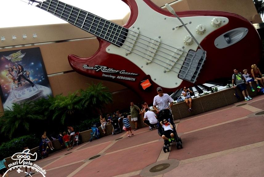 Montanha russa do Aerosmith