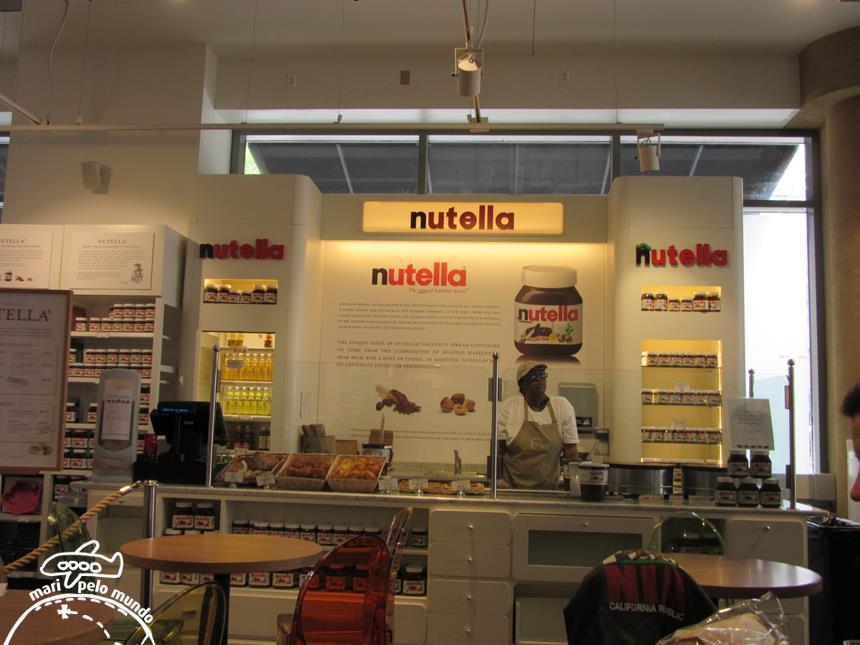 Para os apaixonados por Nutella