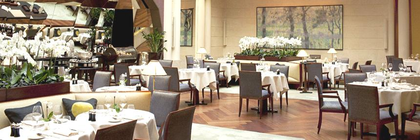 Park Hyatt Paris Vendome Restaurante Les Orchidees