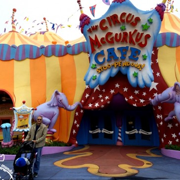 Restaurante Circus McGurkus Cafe Stoopendous