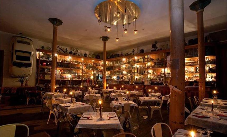 Restaurante Galeria de Paris Foto: Divulgação