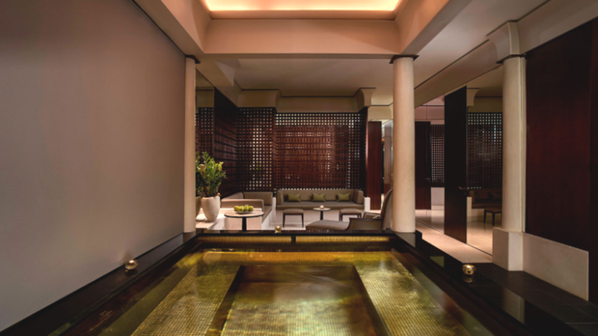 SPA Park Hyatt Paris - Piscina