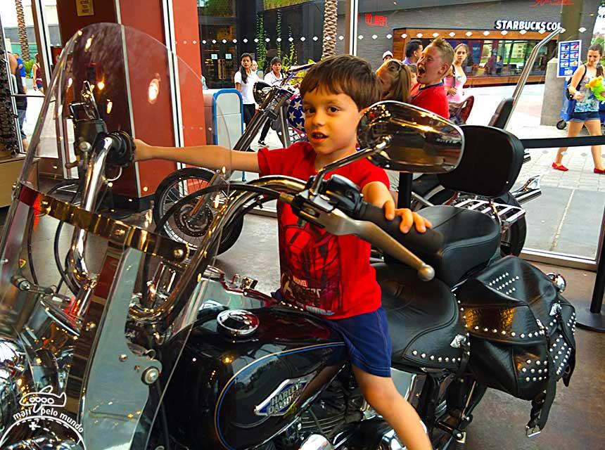 Loja da Harley Davidson