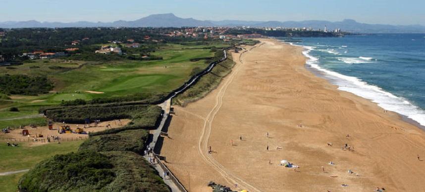 Anglet - Praia