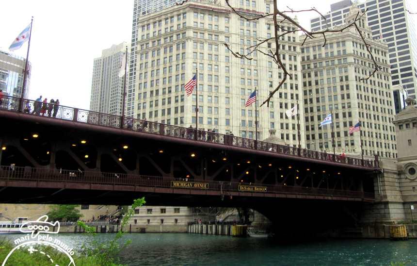 Michigan Avenue Bridge