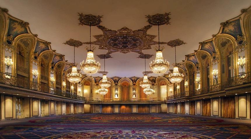 Hilton Chicago Grand-Ballroom