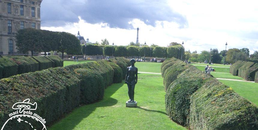 Jardins das Tulherias
