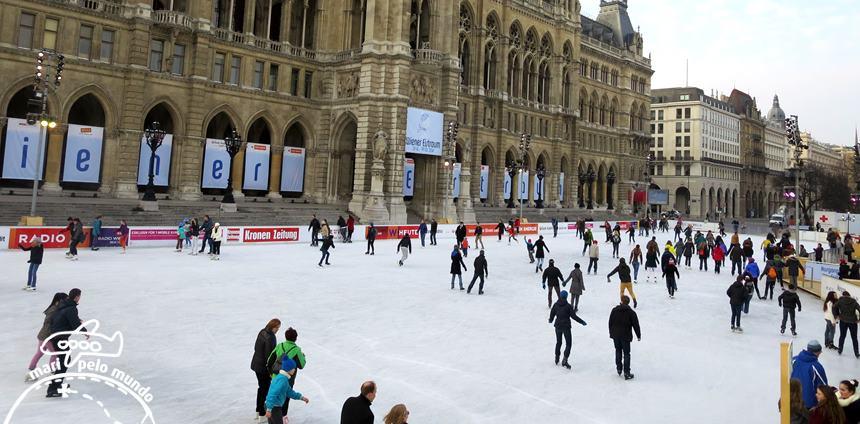 Ice World Viena - Prédio da prefeitura