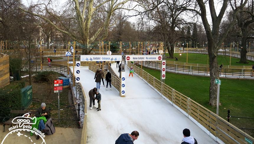 Ice World Viena - Circuito