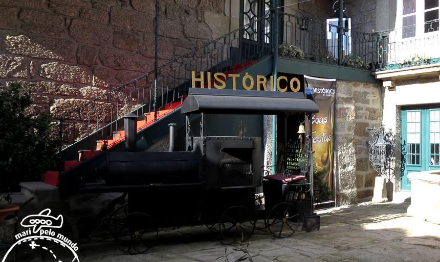 Restaurante Histórico