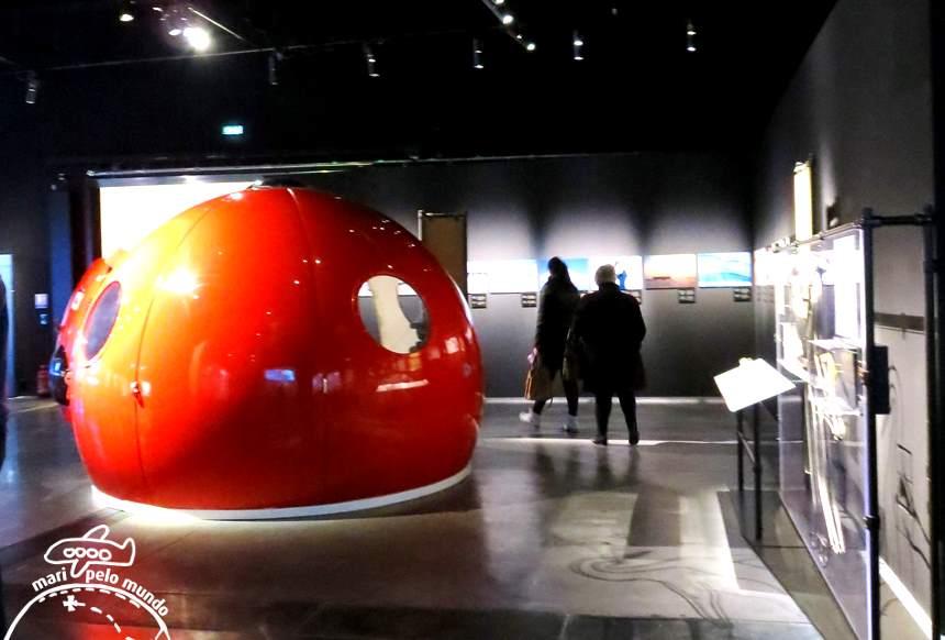 Musee Confluense - Iglu