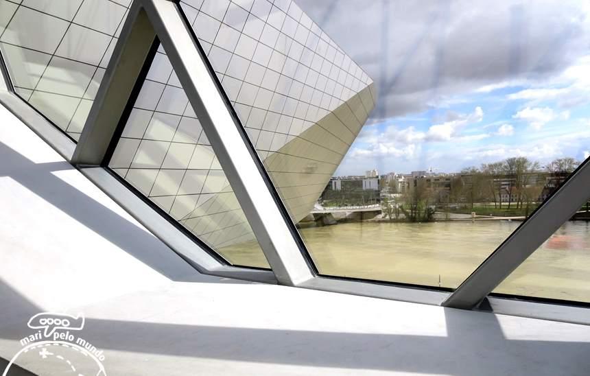 Musee Confluense - Vista