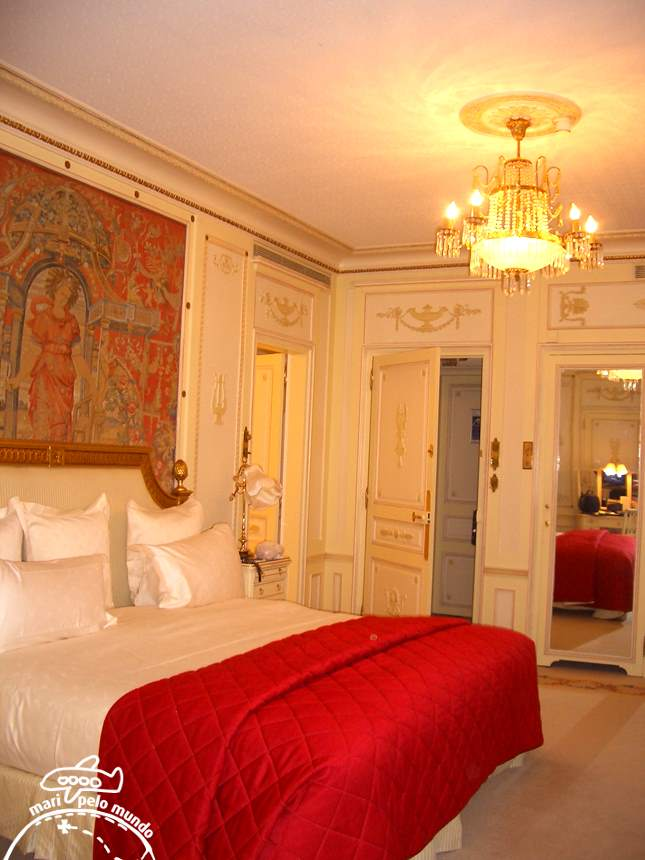 Hotel Ritz Paris - Quarto