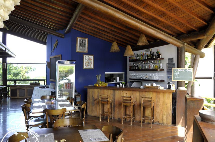 Pousada Teju-Açu-Restaurante