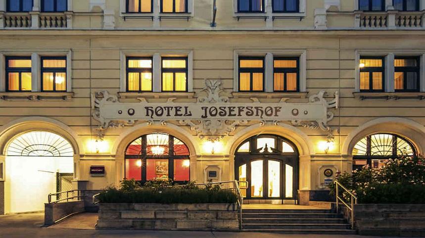 Hotel Josefshof Viena