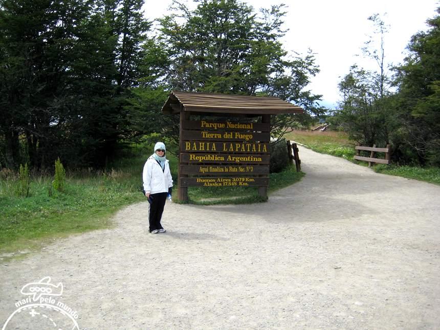 Parque Nacional Tierra del Fuego - Bahia de Lapataia