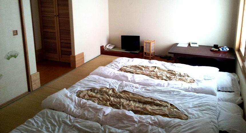 Fukudaya Hotel - quarto