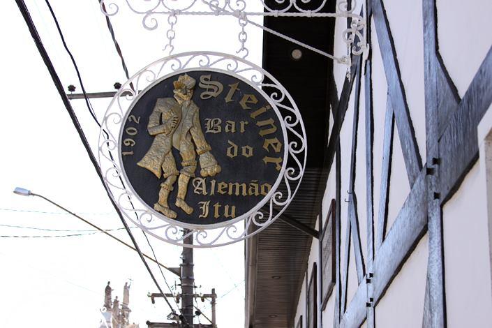 Bar do Alemao - mais de 100 anos
