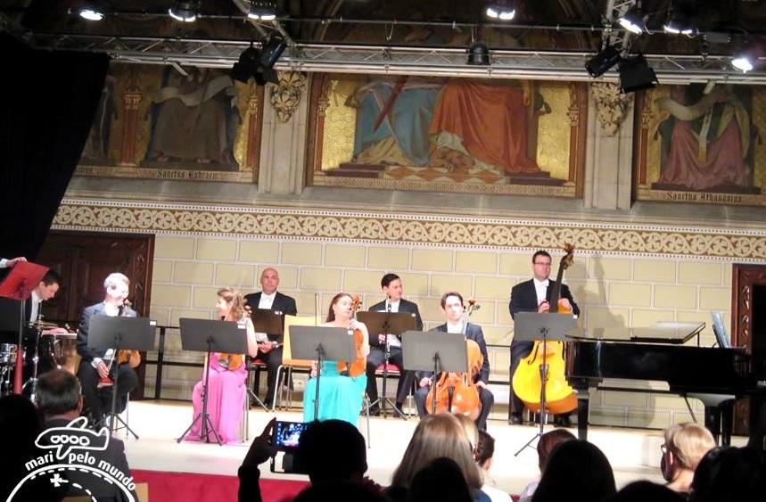 Concerto em Viena