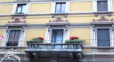 """Morar em Milão (temporariamente) versus """"like a local in Milan"""""""