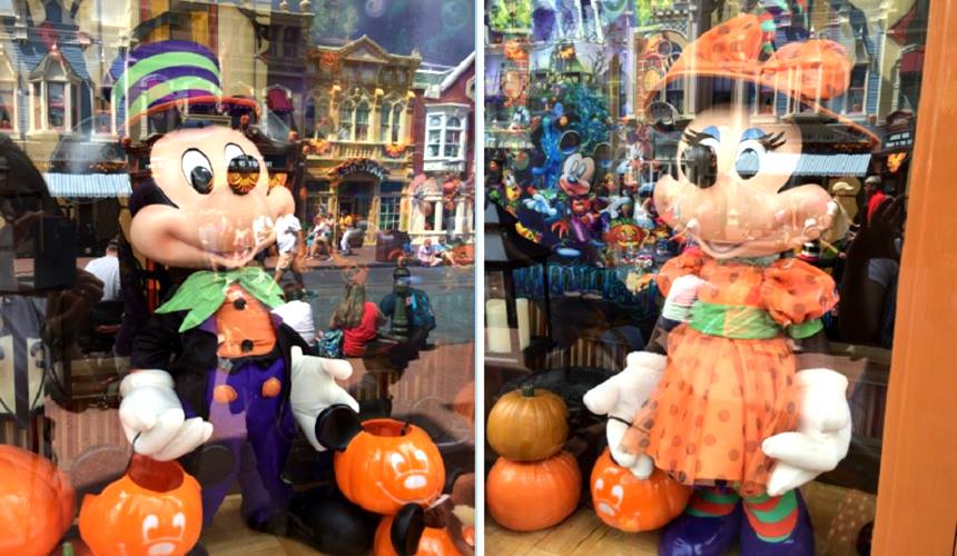Halloween no Magic Kingdom