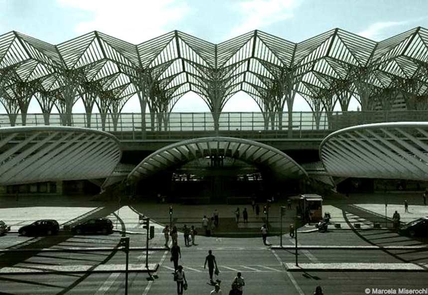 Estação Oriente