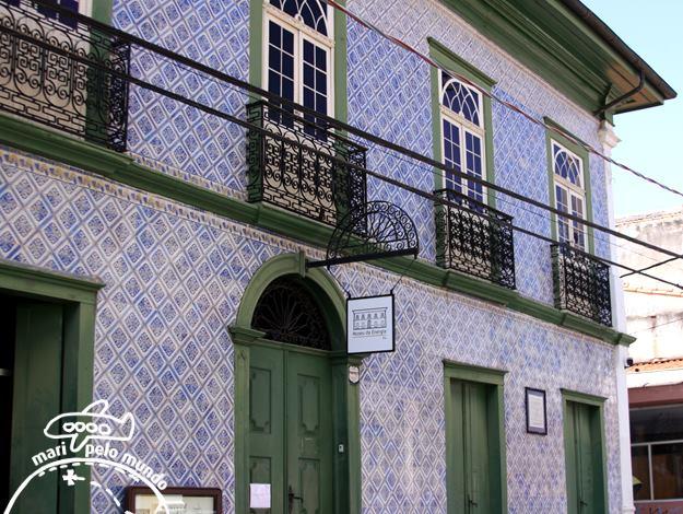 Arquiterura colonial no centro da cidade